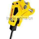 Durable in use professional hydraulic small jack hammer