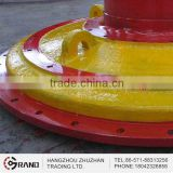 Carbon steel casting large ball mill head cap