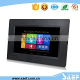 7 inch lcd desk advertising player with tablet touch screen Android system for advertising player