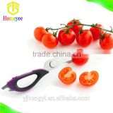 Purple new multifunction 9 features top quality stainless steel come apart german scissors