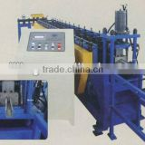 Metal roof and wall channel cold roll forming machine