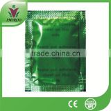 whosale jungong green tea bamboo vinegar foot detox patch/anti- fatigue detox foot patch with CE certificate