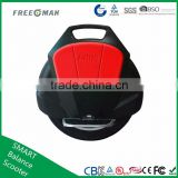 Freeman 2016 hot selling patented One Wheel Self Balancing Electric Scooter Wholesale Price One Wheel Unicycle Ce/rohs/fcc
