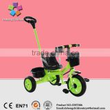 China Wholesale Market Cheapest Price used three wheel baby bike plastic baby toy tricycle / bike for kids in