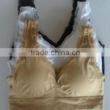 Lace genie bra with padding/In stock (8042)