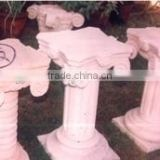 Decorative Stone Pedestal stone mexican bathroom sink/ bathroom pedestal sinks/ decorative bathroom sinks