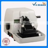 Improved model biological paraffin rotary microtome