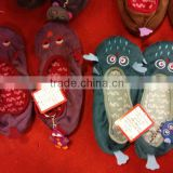 Dance shoes /After party shoes /Lady's rolled slippers (fashion slipper) /Ballet shoes