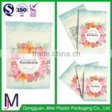 Aluminum Foil Material and 3 side seal bags for coffee tea snack food packaging