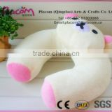 2016 New design lovely cnd comfortable customize kids gifts wholesale travel plush neck pillows
