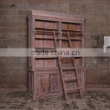 Recycle Teak Furniture - Ladder Bookcase