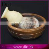 Beech Wood Shaving Bowl Shaving Mug With A Lid Wooden Shaving Cup