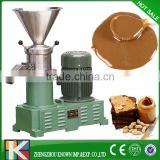 Industrial 80 Colloidal mill tahini sesame paste stone grinder mill peanut butter making machine