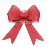Hot-sale Christmas Decorative Bow Colorful Christmas Tree Ornaments Wall Hanging Deco Bows