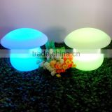 RGB full color change led table lamp / rechargeable led mood night light bedside smart light