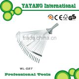 Professional garden rake with customer Logo