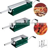 Meat or vegetarian sausage making machine/sausage maker/sausage stuffer