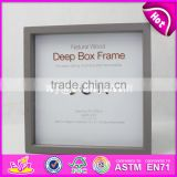 wholesale cheap home decoration wooden wall photo frames W09A013