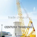 Hot Recommend China Crawler Crane SLL300CC