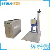 Handheld 50W fiber laser engraving machine