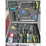 Fiber Tool Kits for FTTH fiber optic project or telecommunication