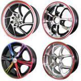 Sell Aluminum Alloy Wheel Rims 12 to 28 Inch