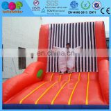 Hot sale Inflatable Sticky Wall game for adults