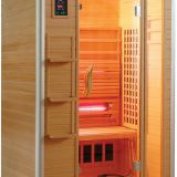 Factory directly miracle heat infrared sauna cabin