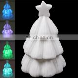 Christmas Tree Style Color-changed LED Light lamp decor outdoor christmas decorations lights