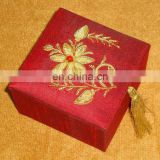 Jewelry Embroidery Box