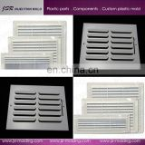 Custom different types of high quality door / air / led grille with factory price