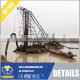 Drill-type sand dredger for Myanmar