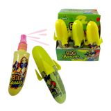 XXL Banana Candy Spray Super Big Liquid Candy