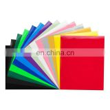 Wholesale Assorted Color Glossy Self Adhesive Vinyl Sheets 12 x 12