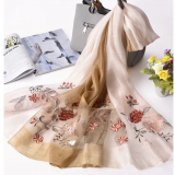 Mulberry Silk scarves