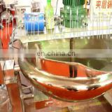 Gas Steam Electric heating stainless steel sugar cooking jacketed kettle steam cooking pots