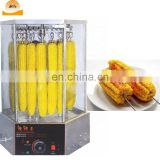 Electric Rotary Grilled Corn Machine Sweet Maize Roasted Roasting Machine