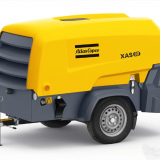 Atlas Copco New 8 Series  of XAS88 7 bar/100Psi Small Type Air Compressor  With Kubota Diesel Engine,Portable air compressor