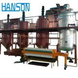 3TPD sunflower oil refinery machine production line
