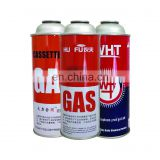 made in china   Aerosol metal tin cans  Butane Gas Container and Aerosol gas lighter butane cans