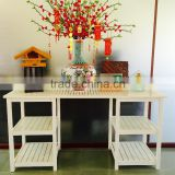 Top Quality outdoor Garden Shelf - made in vietnam products - hotel furniture - Beautiful Finish - Good Price