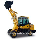 china small tractor front end loader TL2500 with CE , multifunction garden tractor front end loader