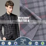 New Design Good Quality scottish tartan pattern printed fabric for leisure suit                                                                         Quality Choice