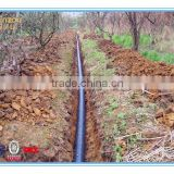 HDPE pipe price cheap pe pipe insulation and fittings for agricultural irrigation