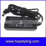 DC 6.5*4.4 mm laptop battery cell price for laptop for sony 19.5V 2.15A 42W notebook ac power adapter charger