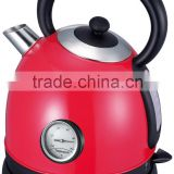 1.8L Electric water kettle with thermometer