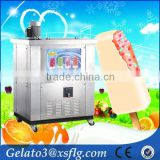 ice cream display popsicle maker poker drink machine