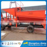 Mobile Gold Panning Equipment Rotary Drum Screen
