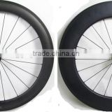 STC60-88 synergy bike front 60mm rear 88mm tubular * clincher road bike wheels 700c *23mm chinese carbon wheels bicycle wheel