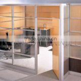 Modern Cheap Glass Low Used Office Room Dividers(SZ-WS595)